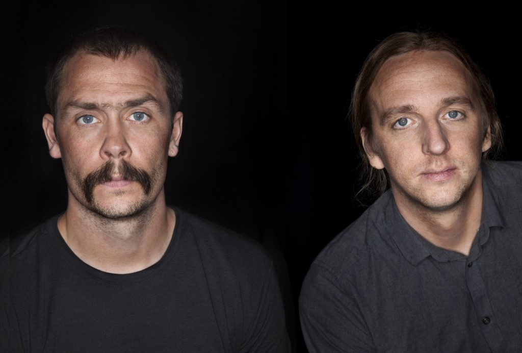 Johan Persson och Martin Schibbye