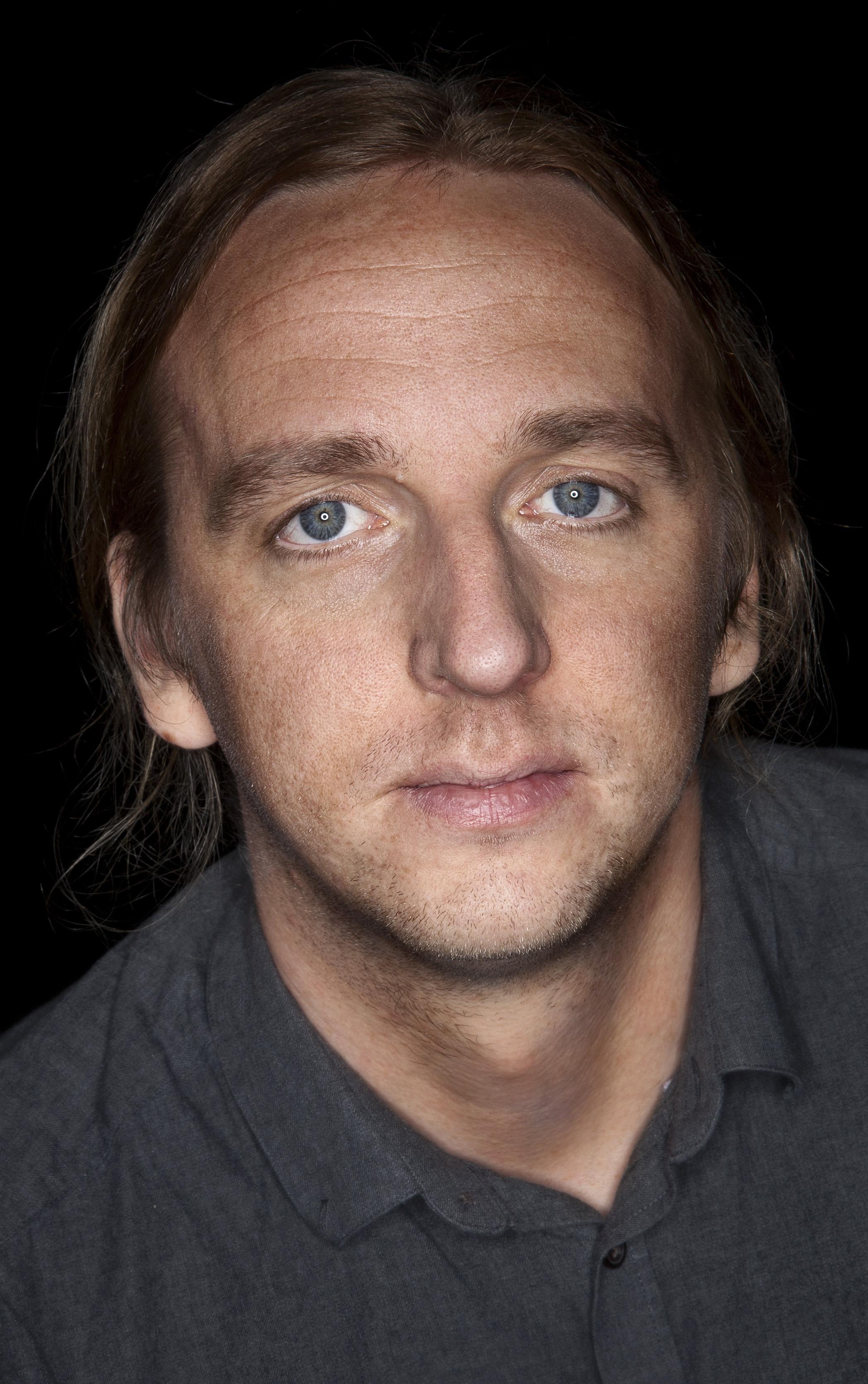 Martin Schibbye Pressbild