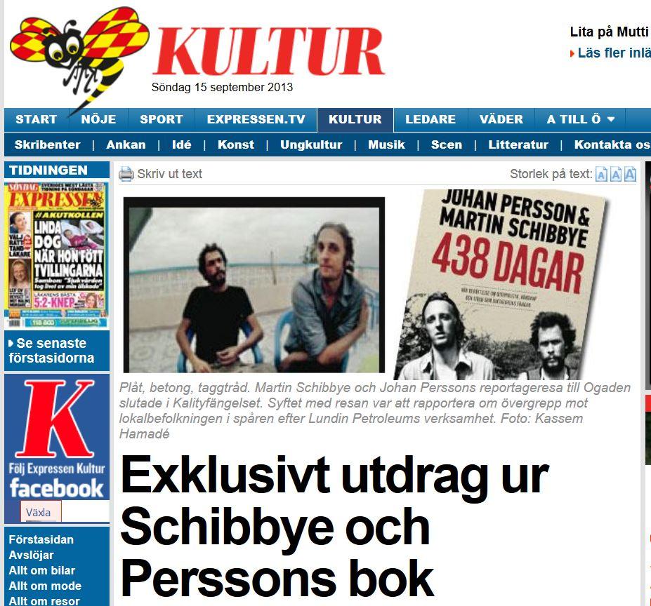 Expressen kultur